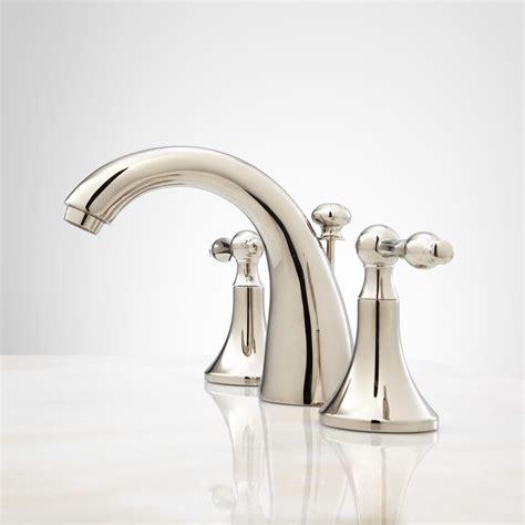 dalles widespread gooseneck bathroom faucet widespread