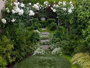 Englischen Garten Anlegen : margeriten im garten mediterrane gestaltungsideen ~ Whattoseeinmadrid.com Haus und Dekorationen