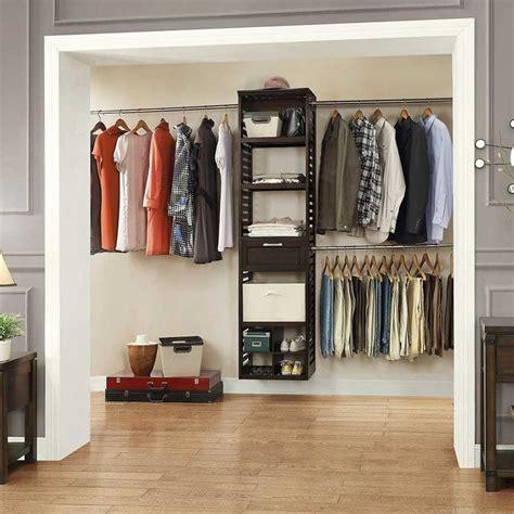D Closet by Whalen Ventilated Closet Organizer Costco Item 962840