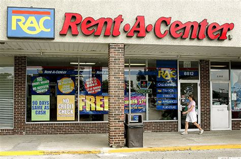 Here's Why Rentacenter (rcii) Stock Is Plummeting Today