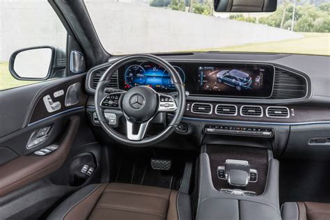 Gle 450 Interior by Gadget Packed 2019 Mercedes Gle Suv Pushes High Tech