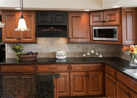 Happily Refinish Kitchen Cabinets   ALL ABOUT HOUSE DESIGN