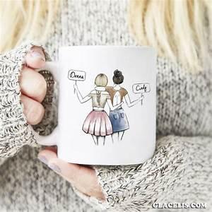 Cadeau Pour Sa Meilleure Amie A Fabriquer : 1001 id es de dessin pour sa meilleure amie qu 39 elle va appr cier ~ Melissatoandfro.com Idées de Décoration