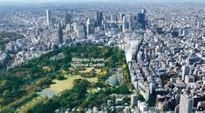 house floor plans with basement the parkhouse shinjuku gyoen japan property central