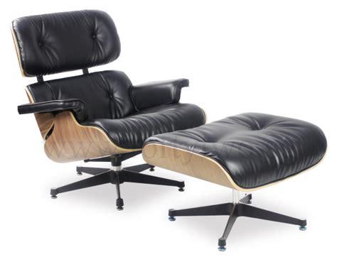designer replica eames lounge chair black furniture