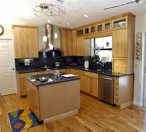 best l shaped kitchen with island With widen your kitchen with a kitchen island