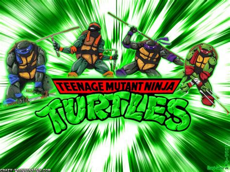 "Teenage Mutant Ninja Turtles The €�other"" Mutants Of The"