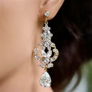 earrings for bridesmaids tips on opting for beautiful bridal earrings cherry
