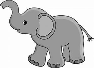 Elephant Pictures Cartoon - Cliparts.co