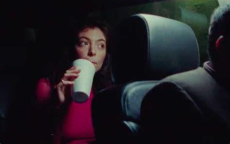 Lorde Shares New 'imwaitingforit' Ad