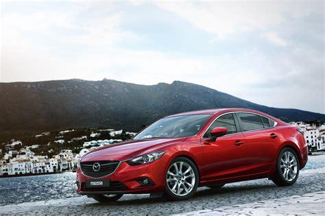 Mazda Will Offer Diesel For 2014 Mazda6 In North America
