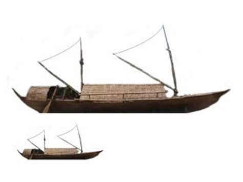 Balangay Boat Drawing by Traditional Watercraft From Your Country Region