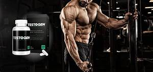 Testogen Review On The Testosterone Booster   Does It Works  U0026 Results