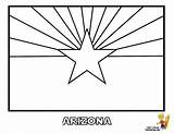 Flag Coloring Pages State Flags Drawing Arizona American Hawaii Patriotic Philippines Yescoloring Alabama Az Sheet Getdrawings Stars Arkansas Books Ic sketch template