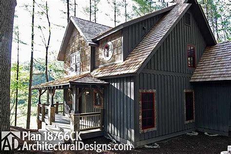 plan ck fabulous wrap  porch rustic house