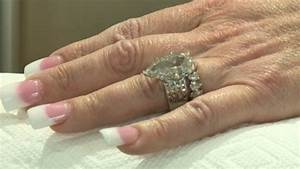 400000 wedding ring lost found in 8 tons of garbage With found wedding ring