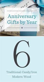 6 year wedding anniversary 25 best ideas about 6th anniversary gifts on 1 year anniversary gifts 6 year