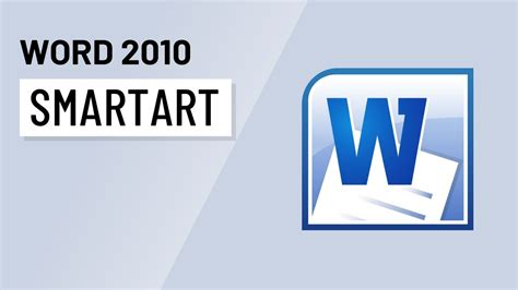 word  smartart youtube