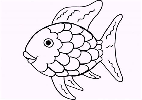 Fish Template Printable Free Fish Template Pdf