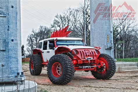 Fab Fours Legend by Truck Meets Jeep Wrangler Fab Fours Legend