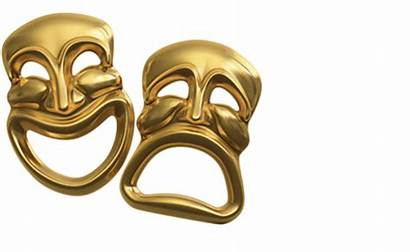 Actor Transparent Acting Drama Comedy Masks Theatre