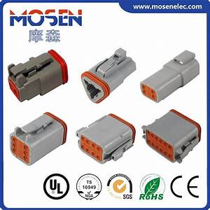 China Deutsch Auto Wire Connector Electrical Connector