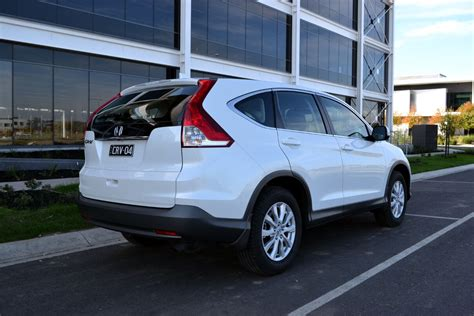 Review Honda Crv by Honda Cr V Review 2013 Vti