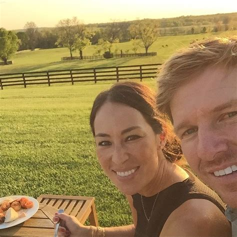 fixer uppers chip  joanna gaines hgtv show vogue