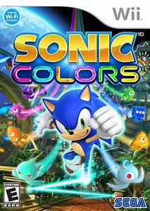 Sonic Colors Sonic Wiki FANDOM Powered By Wikia
