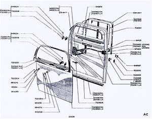 Door Parts Car  U0026 Datsun Z Car Parts Diagrams