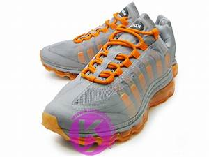 KICK GAME Nike Air Max 95 360 – Neon Orange