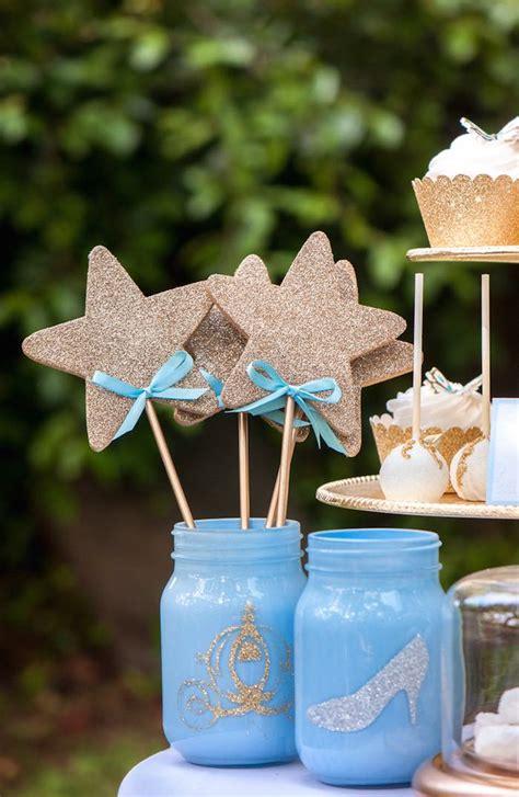 karas party ideas magical cinderella birthday party