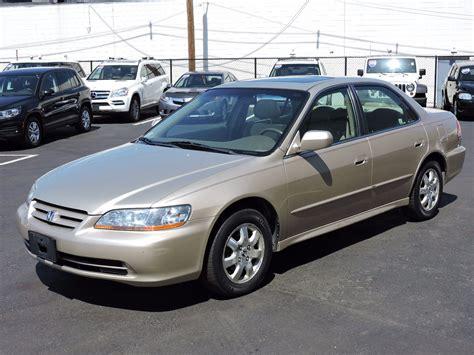 2001 Honda Accord by Used 2001 Honda Accord Sdn Ex Wleather At Saugus Auto Mall