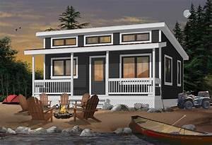 576 Sq Ft House Plan