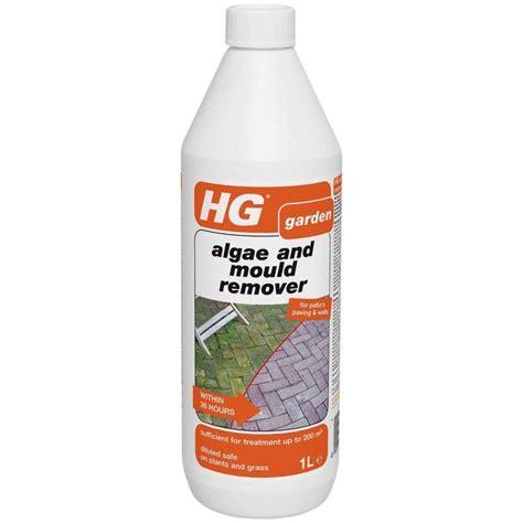 hg garden moss algae and mould remover cleaner killer 1