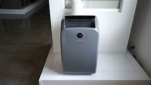 Hisense Portable Air Conditioner - Not Cooling