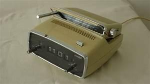 Radio Reveil Vintage : radio r veil vintage matsi rwd 90t catawiki ~ Teatrodelosmanantiales.com Idées de Décoration