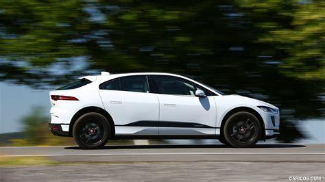 jaguar  pace ev awd  color yulong white
