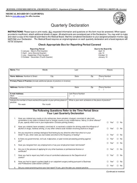 Declaration Document Template by Exelent Template Declaration Model Resume Ideas