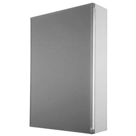 Home Depot Medicine Cabinet No Mirror by Pegasus 15 In X 26 In Recessed Or Surface Mount Medicine