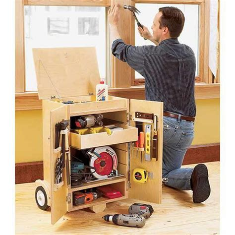 downloadable woodworking project plan  build