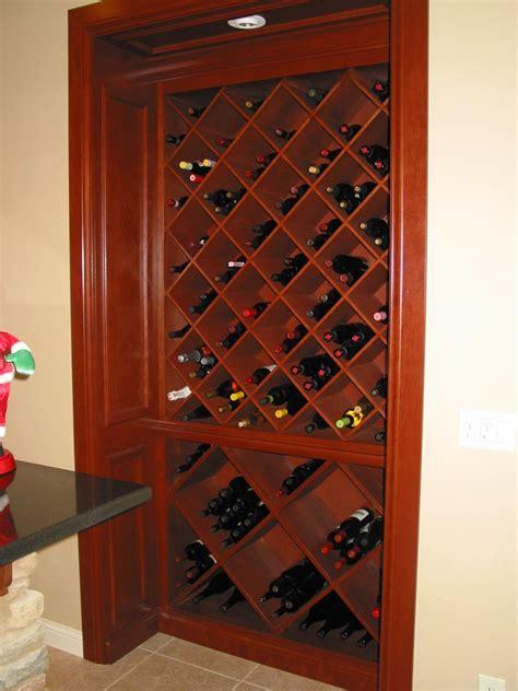 built in wine cabinet custom cherry built in wine cabinet by haas distinctive