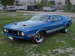 1973 FORD MUSTANG MACH 1 2 DOOR FASTBACK - 102128