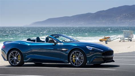 47 aston martin vanquish hd wallpapers background images