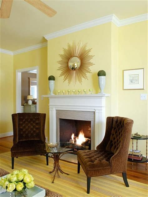 Living Room Yellow Walls by Yellow Living Room Design Ideas House Ideas Yellow