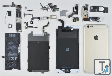 iphone 6 plus parts apple iphone 6 and iphone 6 plus teardown