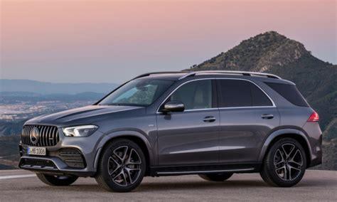 mercedes amg gle  matic debuts insider car news
