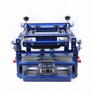 Curved Screen Printing Machine E Curve