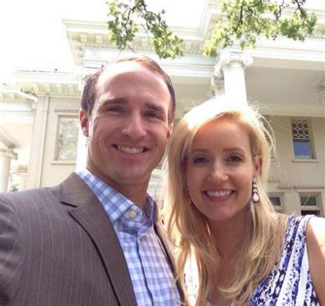 drew brees wife brittany brees  pictures