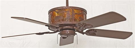 Mountainaire Rustic Ceiling Fan